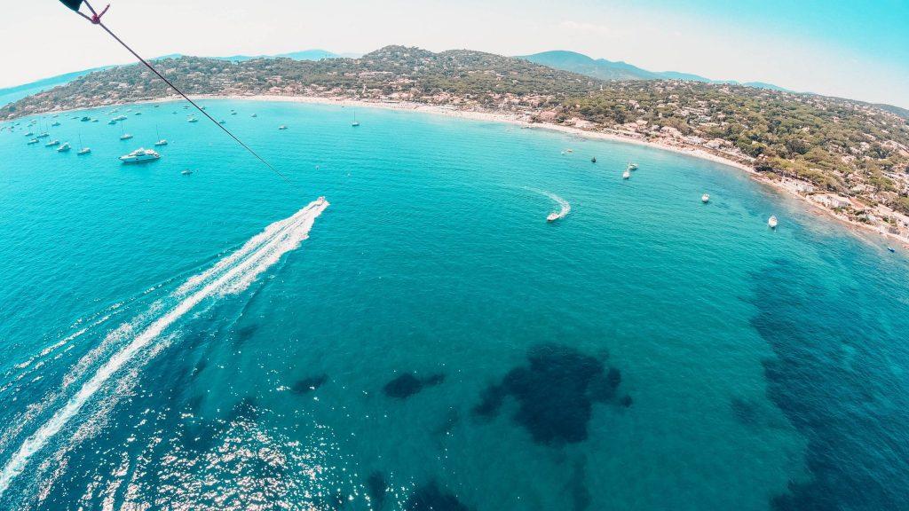 Lieu d'activité - Sainte-Maxime Parachute ascensionnel