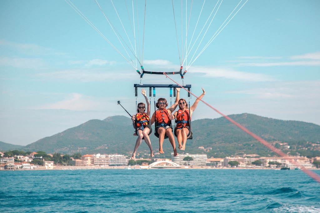 Réservez votre activité - Parachute ascensionnel
