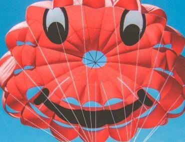 sourire parachute ascensionnel